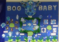 Bog baby - Google Search How Big Is Baby, Big Baby, Classroom Displays, Classroom Ideas, Eyfs, Recycling, Google Search, Display Boards, Enchanted