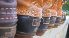 Vintage LL Bean Boots