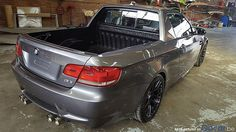 Pickup for BMW M3