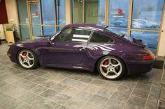 Afbeeldingsresultaat voor we love cars porsche Porsche 911 Models, Porsche 911 993, Porsche Cars, Love Car, Cars And Motorcycles, Purple, Ebay, Wheels, Autos