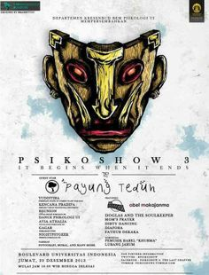 Psikoshow 2013 With Payung Teduh