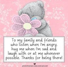 Osha Panda Crochet Teddy Bear Stuffed Animals, Birthday Gifts for Women Teddy Images, Teddy Bear Pictures, Cute Images, Cute Pictures, Bear Pics, Teddy Bear Quotes, Pomes, Blue Nose Friends, Crochet Teddy