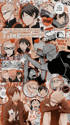 Wallpaper Animes, Haikyuu Wallpaper, Cute Anime Wallpaper, Hero Wallpaper, Cute Wallpaper Backgrounds, Animes Wallpapers, Cute Wallpapers, Wallpaper Iphone Cute, Haikyuu Tsukishima