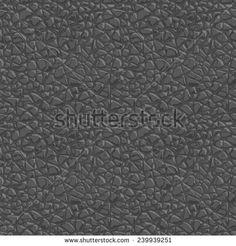 Elephant skin-seamless pattern. vector seamless texture skin - stock vector