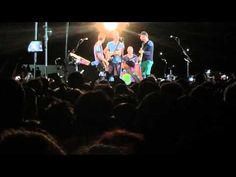 COLDPLAY ARGENTINA 2016 - GREEN EYES - A HEAD FULL OF DREAMS TOUR -