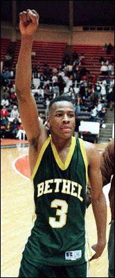 Allen Iverson - Bethel High School