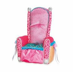 Manhattan Toy Royal Splendor Throne by Manhattan Toy. $20.69. Inspires fun, creative play in your young child. Part of the Groovy Girl Collection by Manhattan Toy Company. Fun addition to the Groovy Girl Royal Splendor dolls. From the Manufacturer                Seat your Groovy Girls on her rightful throne. Every girl should have royal treatment. Royal throne features fabulous prints and a sleek design. Ready for every little princess.                                    Product ...
