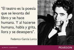 Sobre el Teatro. Federico García Lorca