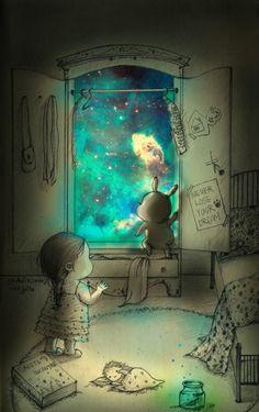 마음 한켠에 깊이 간직한 꿈, 가끔씩 꺼내 보고 있나요? 빛나는 순간을 놓치지 말아요, 우리.  Do you take a look of your dreams that you've kept in your heart? Let's take the moment to shine.