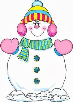 Christmas Graphics, Christmas Clipart, Christmas Printables, Christmas Snowman, Winter Christmas, Christmas Time, Christmas Crafts, Christmas Ornaments, Frosty The Snowmen