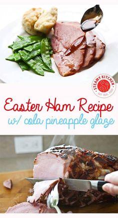 Easy easter ham dinner recipes