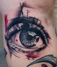 Trash Polka Tattoo Skulls Tattoo style, need an answer.