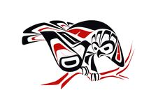 Haida art - Owl - Glen Rabena. Description from pinterest.com. I searched for this on bing.com/images
