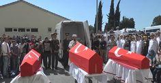 Sarayburnu'nda şehit olan askerler için GATA'da tören düzenlendi