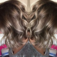 Bayalage (hairstyles for teens website)