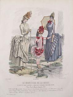 Le Moniteur de la Mode 1885