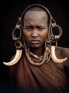 IZGUBLJENI SVET Neverovatne fotografije drevnog plemena koje ODBIJA DA IZUMRE