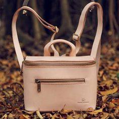 Handmade Women Leather Backpack Fashion Backpack WF26 ...