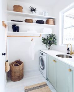 Laundry Room Storage Ideas and Advice | Hunker