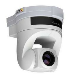 ::Axis 214 PTZ Day & night camera with pan/tilt/zoom and audio:: *Pan and tilt camera with optical zoom and auto focus *Day/night functionality with images down to lux *Two-way audio support *Simultaneous Motion JPEG and Home Security Camera Systems, Security Cameras For Home, Ptz Camera, Surveillance Equipment, Home Automation System, Dome Camera, Alienware, Computer Accessories