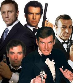 All of James Bond