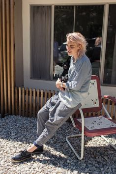 Urban Outfitters - Blog - About A Girl: Phoebe Dahl