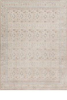 A modern interpretation of traditional Persian styles, the Ella Rose Collection by #JoannaGaines and #LoloiRugs is simultaneously vintage and of-the-moment. Available at Hadinger Area Rug Gallery. (Nationwide shipping available.) G62Z EJ-03 Stone/Stone  #rugs #homedecor #interiordesign #hgtv #fixerupper #magnoliahome