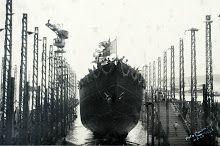 CREOULA: lançamento ao Tejo a 10 de Maio de 1937