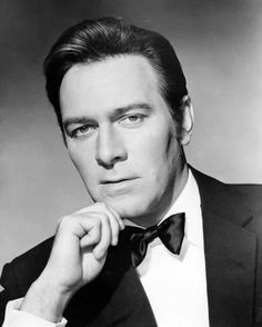 Photo: Christopher Plummer : 14x11in