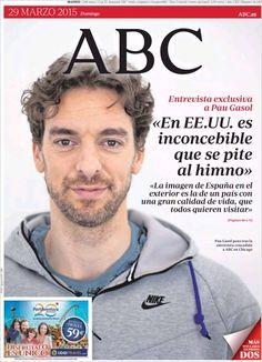 Diario ABC de 29 Marzo 2015 y Recordar que pueden visualizar en vídeos las noticias cada día en http://www.youtube.com/vendopor