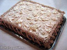 """Tort """"Laura"""" Krispie Treats, Rice Krispies, Bread, Cookies, Cake, Sweet, Desserts, Food, Pies"""
