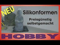 Silikonform selber herstellen * Beton gießen * DIY Silicone Mold [eng sub] - YouTube