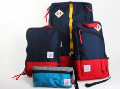 Topo Designs Travel Bag and Trip Pack - Cool Hunting