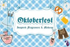 Oktoberfest Inspired Fragrances & Makeup | Eau Talk - The Official FragranceNet.com Blog