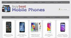 Popular Mobile Cell Phones store - http://www.BuyBestMobilePhones.com . Auto updated with new mobile phones and accessories daily. 100% Automated Amazon Income ! No maintenance required. Enjoy !
