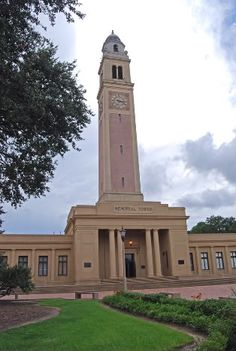 LSU Memorial Tower Louisiana State University, Mississippi State, Louisiana Tourism, Union Station, Capitol Building, Lsu, St Louis, Tigers, Transportation