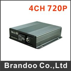 89.00$  Watch here - http://ali5d2.worldwells.pw/go.php?t=32541124892 - New arrival 4CH 720P SD CAR DVR from Brandoo 89.00$