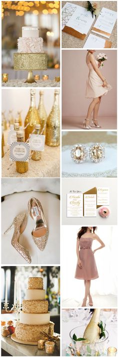 Champagne is a wonderful invention for the party, including wedding ceremony. Whatever you are the fan of champagne or just love the champagne palette, you can both get the inspirations from these article. Check out these 40+ champagne wedding ideas and enjoy!
