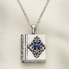 Roslin Locket. Inspired by the illuminated T'oros Roslin Gospels (1262). £34.99