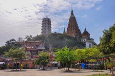 Wat Tham Khao Noi, cosa vedere a Kanchanaburi #rainbowRTW #tatroma #amazingthailand