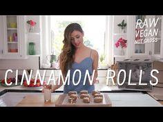 Laura Miller – Raw. Vegan. Not Gross. » Cinnamon Rolls