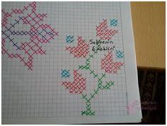 tığ şiş patik modeli çizimi (16) Marimekko, Perler Beads, Pixel Art, Cross Stitch Patterns, Projects To Try, Bullet Journal, Embroidery, Creative, Handmade