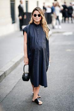 Хиты из последних коллекций VS покупки десятилетней давности в парижском стритстайле | Журнал Harper's Bazaar
