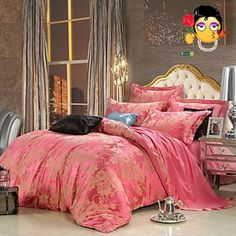 #sale Bed Size:Full,Double, Sizes: #Queen, #Full, Patterns:Floral, Material:Polyester,Poly/Cotton, Backing Material:Tencel,Poly/Cotton, Color:Multi Color, Weave Typ...