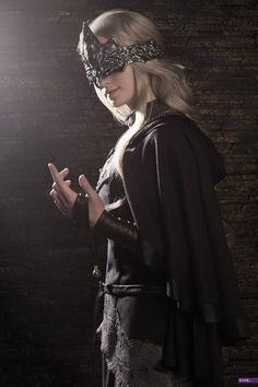 Dark Souls III_Fire Keeper by kristy-che