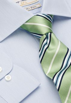 Fresh Summer Blue's and Green's available in our Formal Shirts Range #SharpForSummer