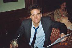 Josh Radnor.. Ted Mosby :)