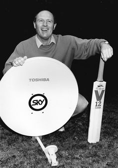DISH OF THE DAY! : Geoff Boycott (England & Yorkshire cricket legend) - one-time Sky Sports cricket expert.