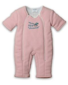 Amazon.com: Baby Merlin's Magic Sleepsuit 3-6 months - Pink Small: Baby