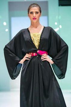 مجموعة عبايات دان كوتور لصيف ٢٠١٣  #Fashion #Abayas #Dubai #Fustany
